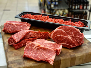 USDA Prime Beef Monthly Subscription - Alpine Butcher