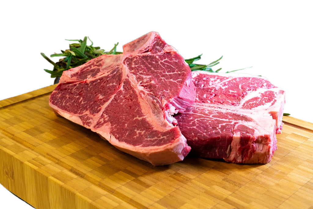 USDA Prime Porterhouse Steak