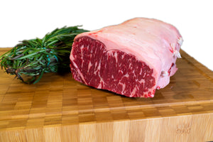 USDA Prime Sirloin Strip Roast - Alpine Butcher