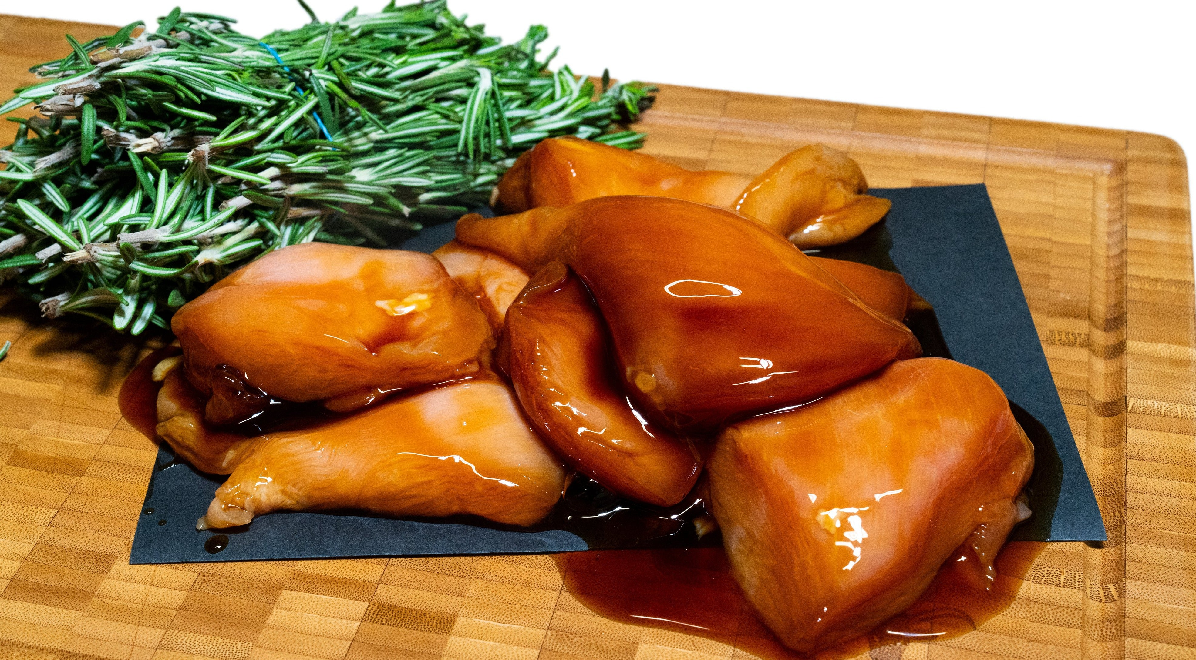 Antibiotic-Free Teriyaki Chicken Breasts - Alpine Butcher