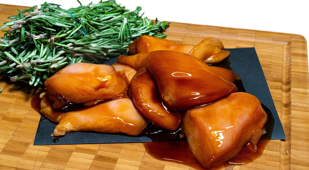 Antibiotic-Free Teriyaki Chicken Breasts
