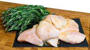 Antibiotic-Free Zesty Italian Chicken Breasts - Alpine Butcher