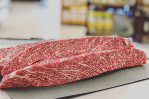 Wagyu Steak Tips (Bavette Steak) - Alpine Butcher
