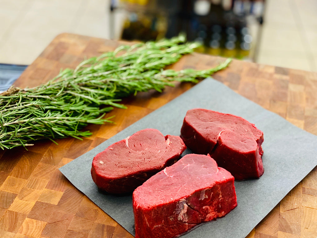 Humanely Raised Bison Tenderloin - Alpine Butcher