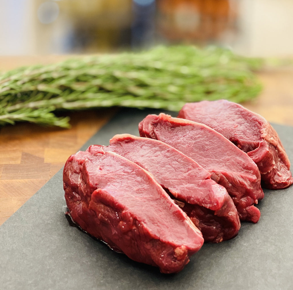 Pasture Raised Venison Strip - Alpine Butcher