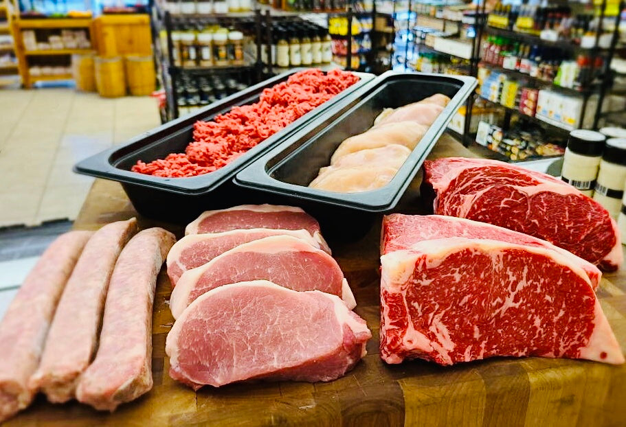 The Stock up Assortment - Alpine Butcher