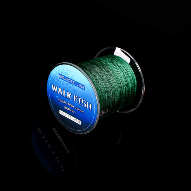 Braided Multifilament Fishing Line
