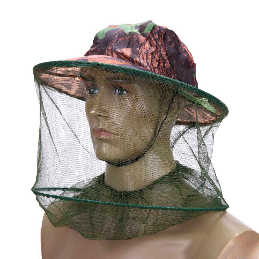 Camouflage Fishing Hat Bee