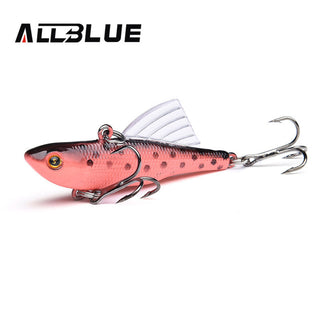 ALLBLUE Multicolor Fishing Lure 10g 55mm Sinking Wobbler