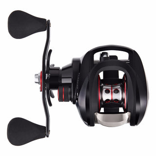 Gear Ratio Magnetic Fishing Reel