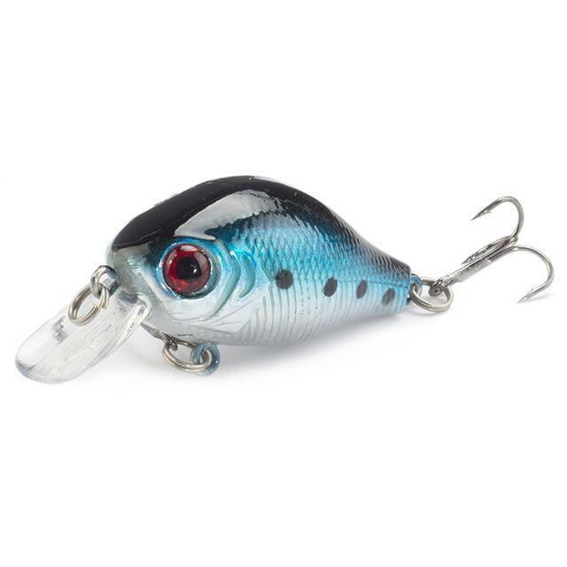 Brand Lifelike VIB Floating Fishing Lure