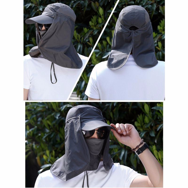 Face Neck Cover Fishing