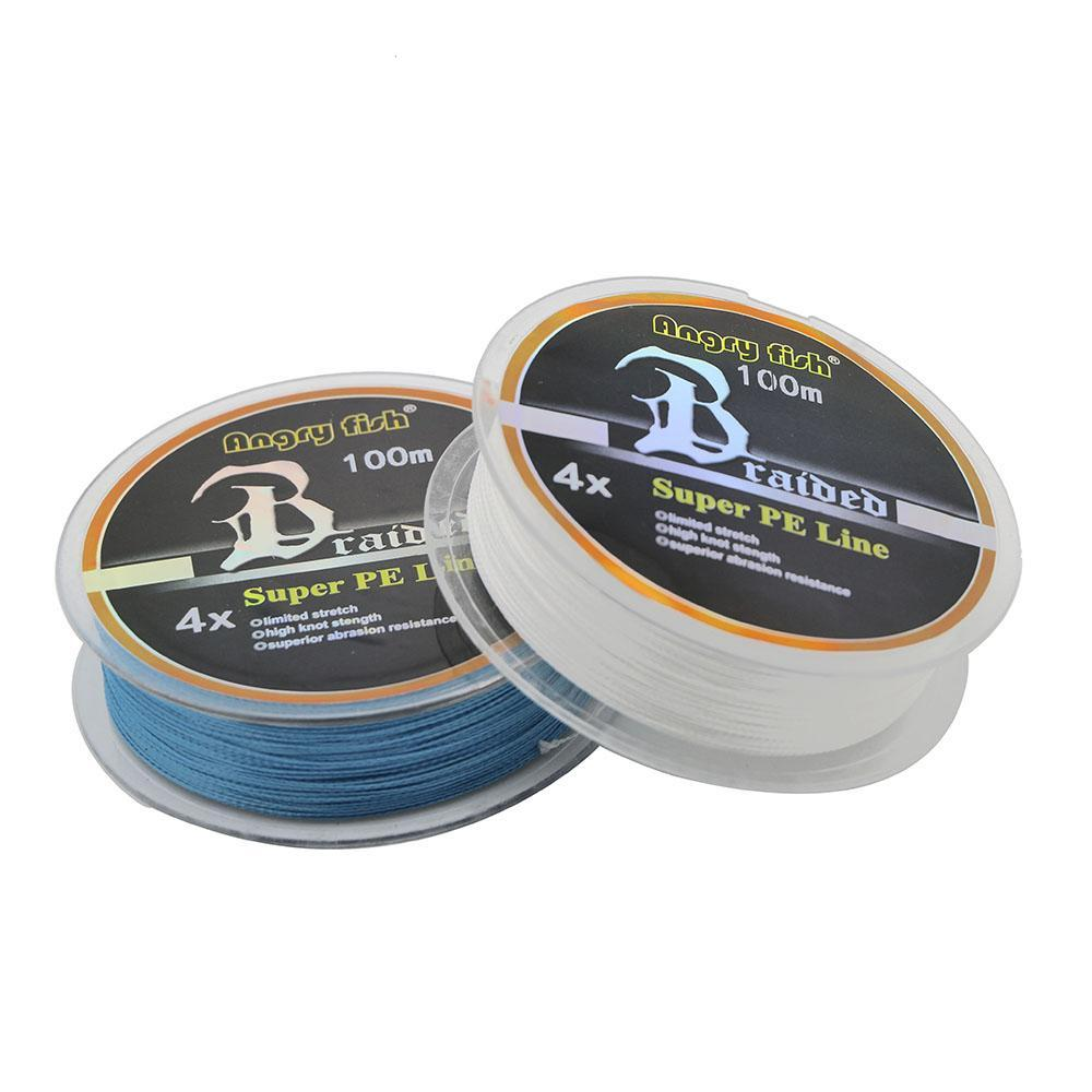 Strands Braided Fishing Line