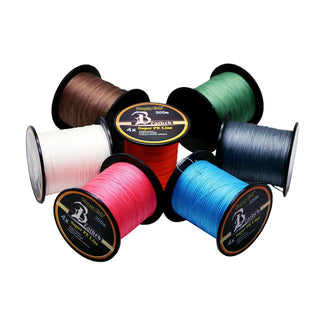 4x Braided Fishing Line