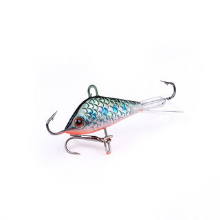 1PCS 5cm 7.5g Winter Ice Fishing Lure