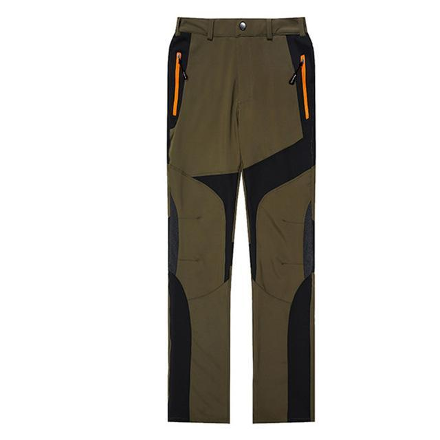 Waterproof Quick Dry Outdoor Trousers