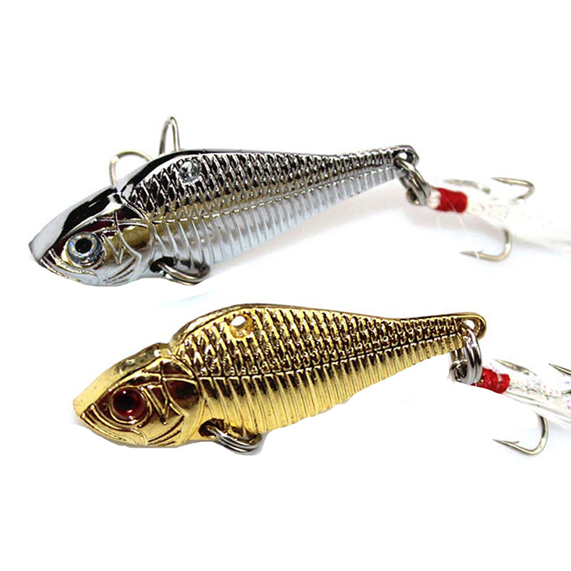 1PCS 12.5g 5cm Winter Fishing Lure