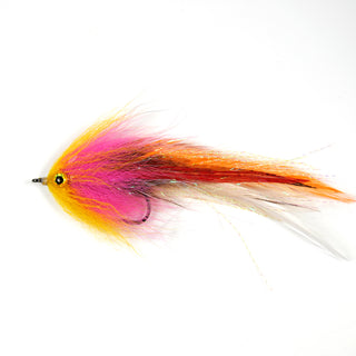 New Trout Steelhead Salmon Pike Streamer Fly for Fly Fishing Flies Size 1/0
