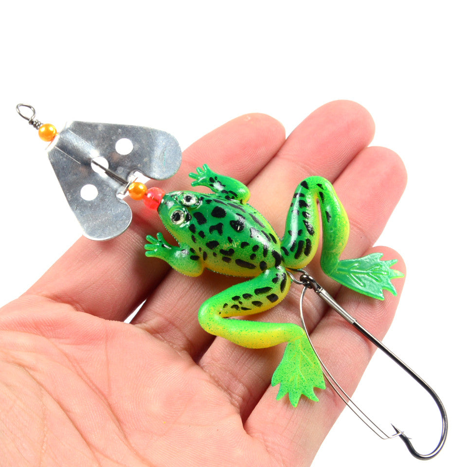 Rubber Soft Fishing Lures
