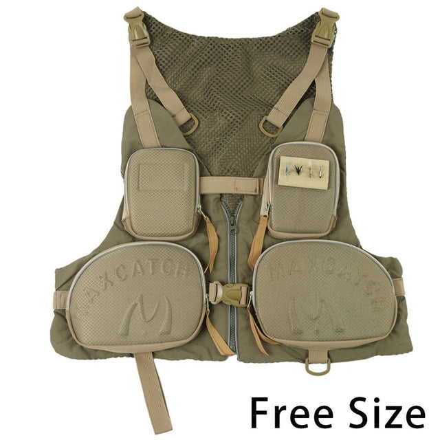 Handy Adjustable Fly Vest
