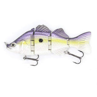 Multi Jointed Swimbait 4 Segments Fishing Lures