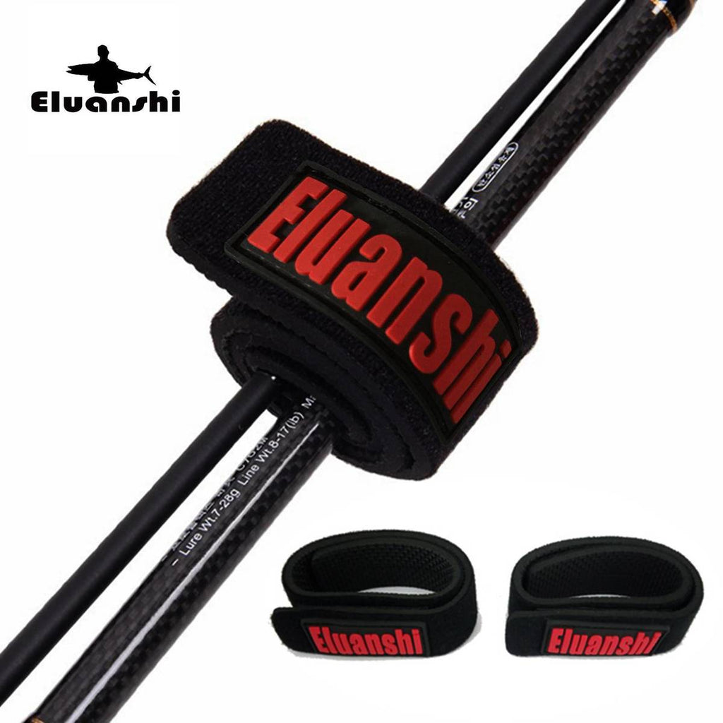 4Pcs Belt fly fishing leash