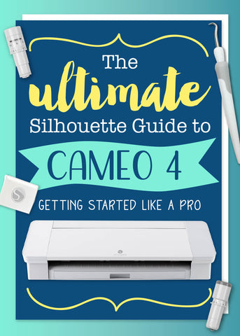 Free Silhouette CAMEO 4 beginner help