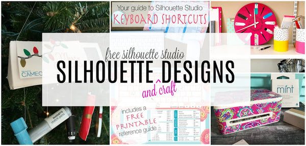Free Silhouette Designs and SVGs