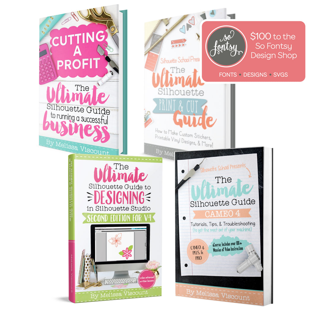 Ultimate Silhouette Guide book reviews