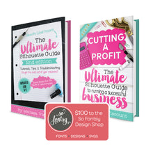 Load image into Gallery viewer, Ultimate Silhouette Boss Lady eBook Bundle