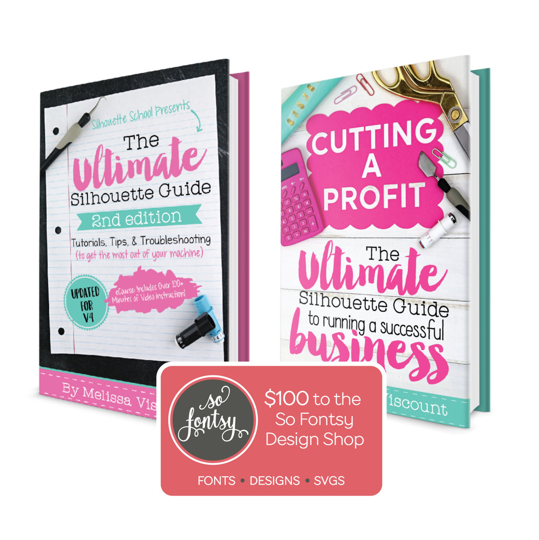 Ultimate Silhouette Boss Lady eBook Bundle
