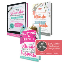 Load image into Gallery viewer, The Ultimate Silhouette Print and Cut Boss Lady eBook Bundle