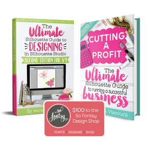 Ultimate Silhouette Boss Lady Design eBook Bundle