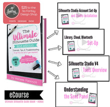 Load image into Gallery viewer, The Ultimate Silhouette Guide 2nd Edition V4 eCourse