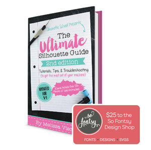 The Ultimate Silhouette Guide 2nd Edition V4 eCourse