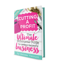Load image into Gallery viewer, Silhouette Schoo Business Book Cutting a Profit