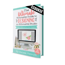 Load image into Gallery viewer, The Ultimate Silhouette Print and Cut Design eBook Bundle