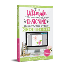 Load image into Gallery viewer, Ultimate Silhouette Print and Cut Design eBook Bundle
