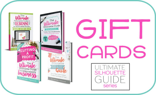 Gift Cards for Ultimate Silhouette Guide