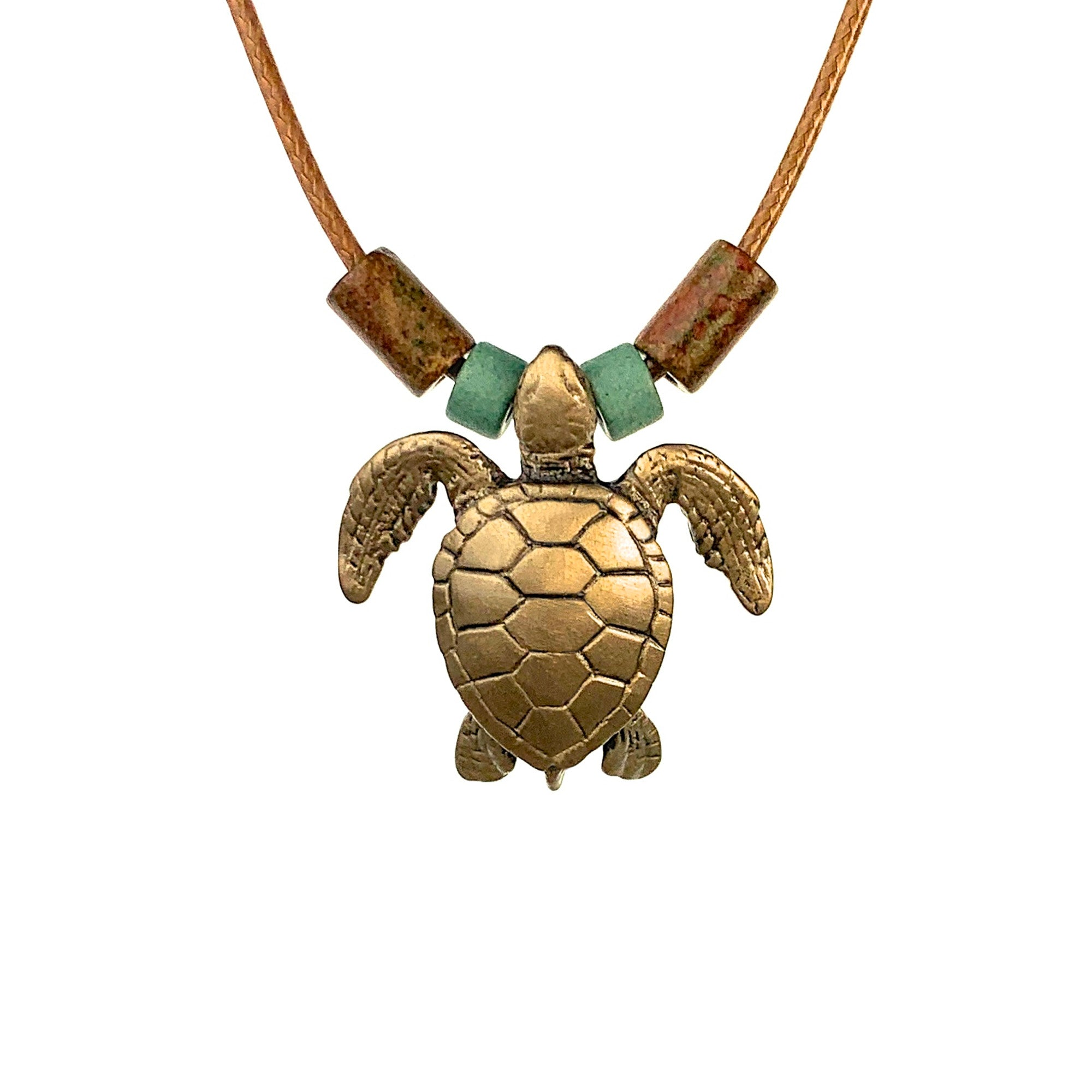 gifts for divers gifts for her Handcrafted sterling silver mermaid and sea turtle necklace gifts for turtle lovers sea turtle jewelry.