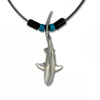 Grey Reef Shark Pewter Pendant, Jewelry, Big Blue, [Big_Blue_By_Roland_St_John]