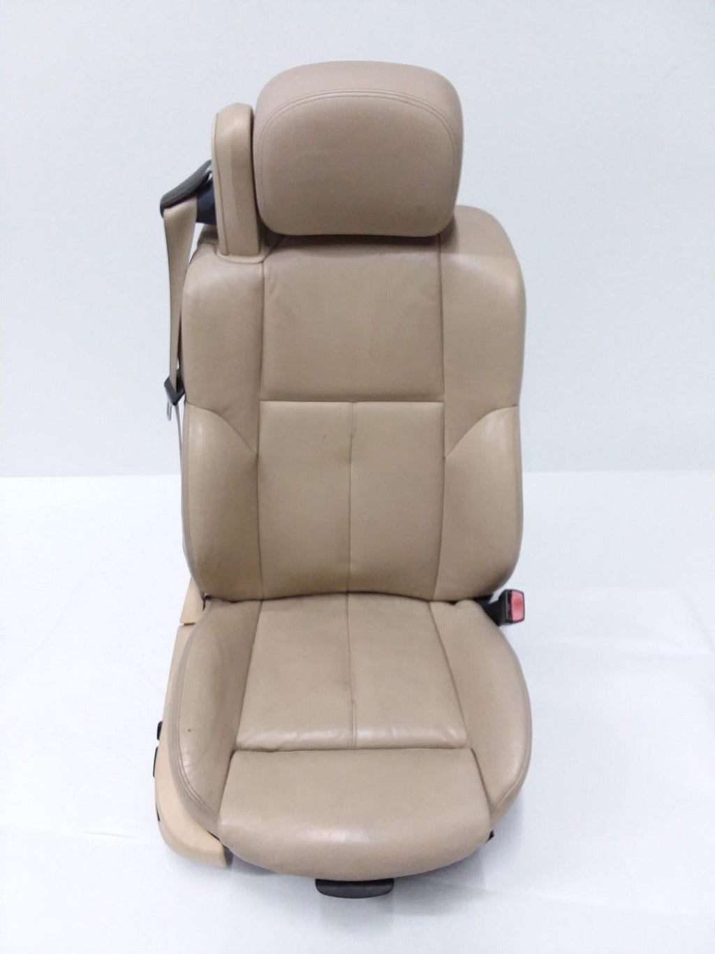 BMW E64 645 650 M6 CONVERTIBLE FRONT RIGHT SEAT 2004 2006 2010 CREAM BEIGE OEM