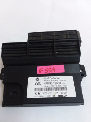 2007 - 2015 AUDI Q7 4L ONBOARD POWER SUPPLY NETWORK CONTROL MODULE UNIT OEM