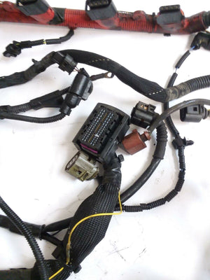 07 08 09 10 AUDI Q7 4L 4.2L - RIGHT 4.2 ENGINE / IGNITION COIL WIRING HARNE - Click Receive Auto Parts