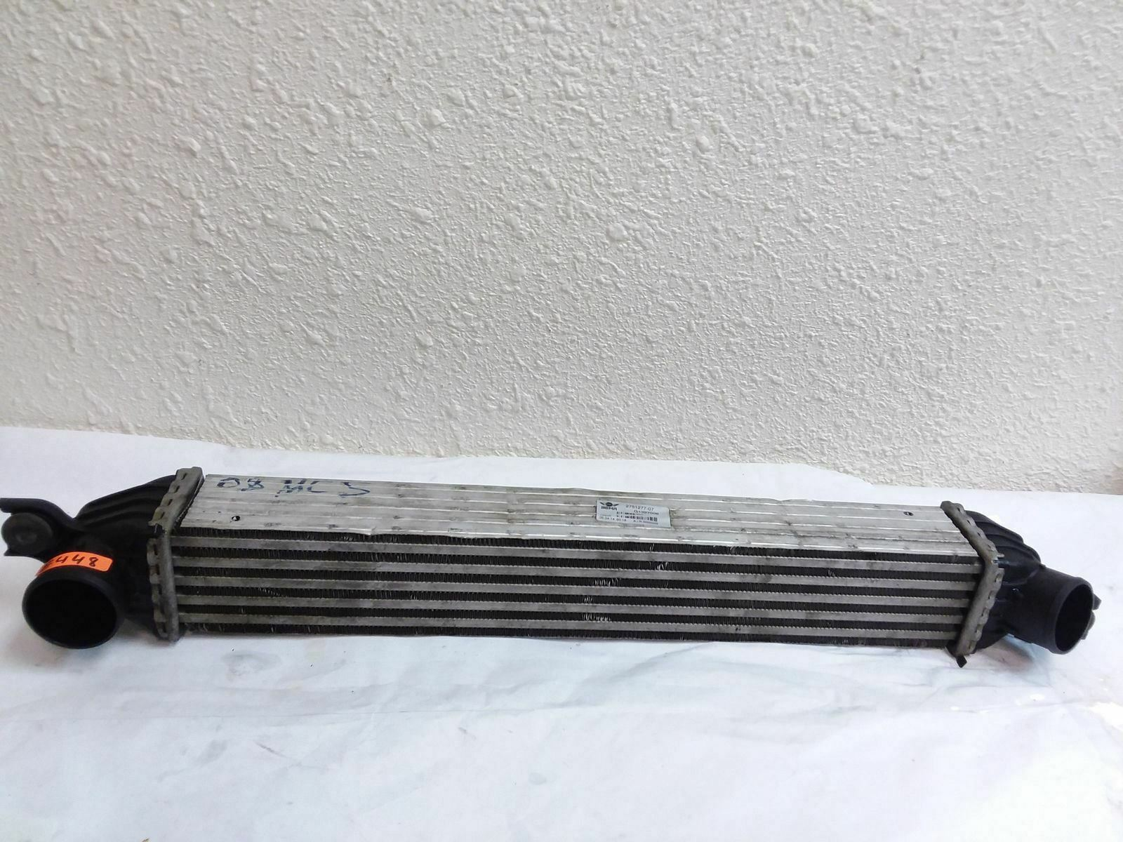 07-15 mini cooper s R55 R56 R57 R58 R59 R60 R61 oem charge intercooler 2751277 - Click Receive Auto Parts