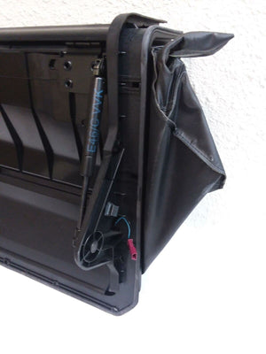 01-06 BMW E46 M3 CONVERTIBLE REAR ROOF TOP STORAGE COMPARTMENT8 54318239238 OEM - Click Receive Auto Parts