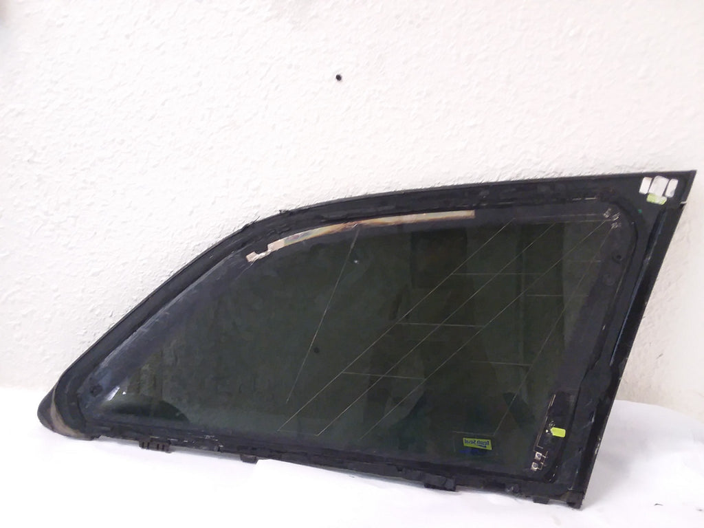 2007-2015 Audi Q7 Rear Quarter Glass Left (Driver) OEM 4L0845299