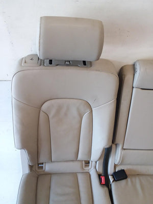 2007-2015 Audi Q7 Second Row Rear Seat Left & Right OEM