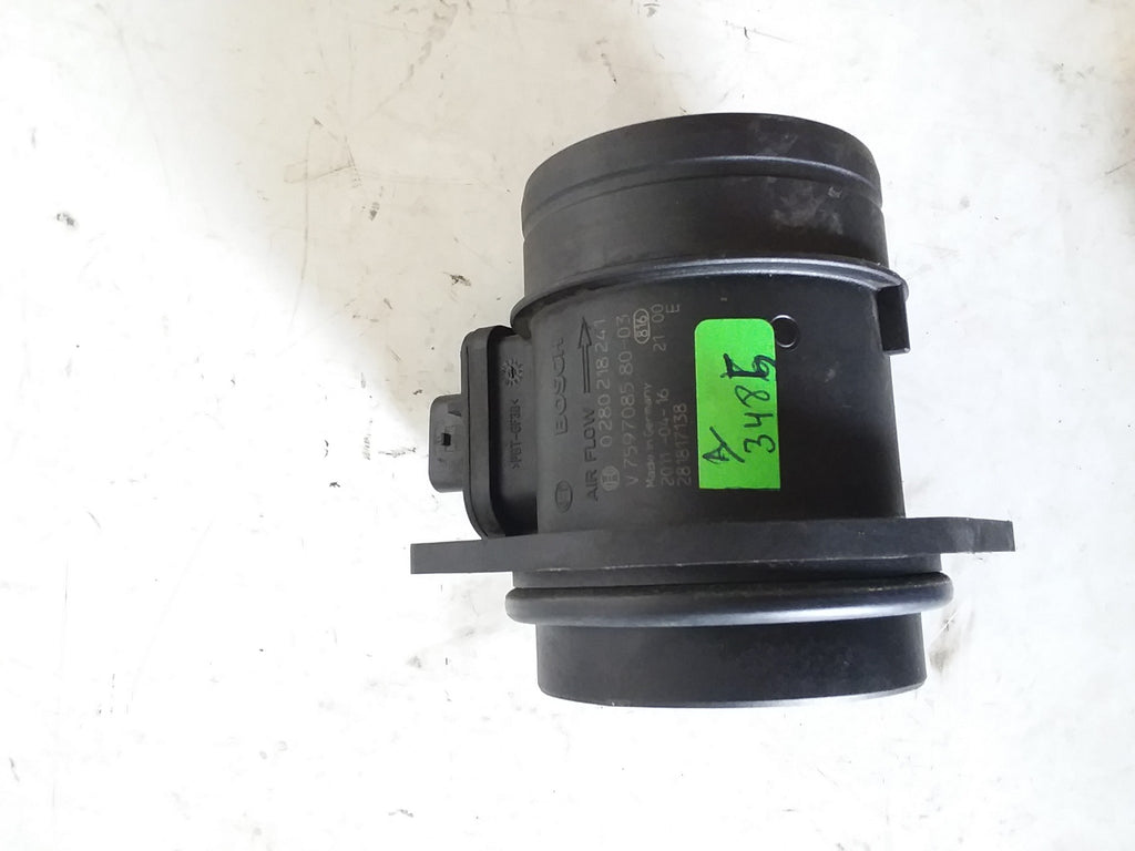 2011-2015 mini cooper R55-R61 oem maf hot air mass meter sensor 7597085