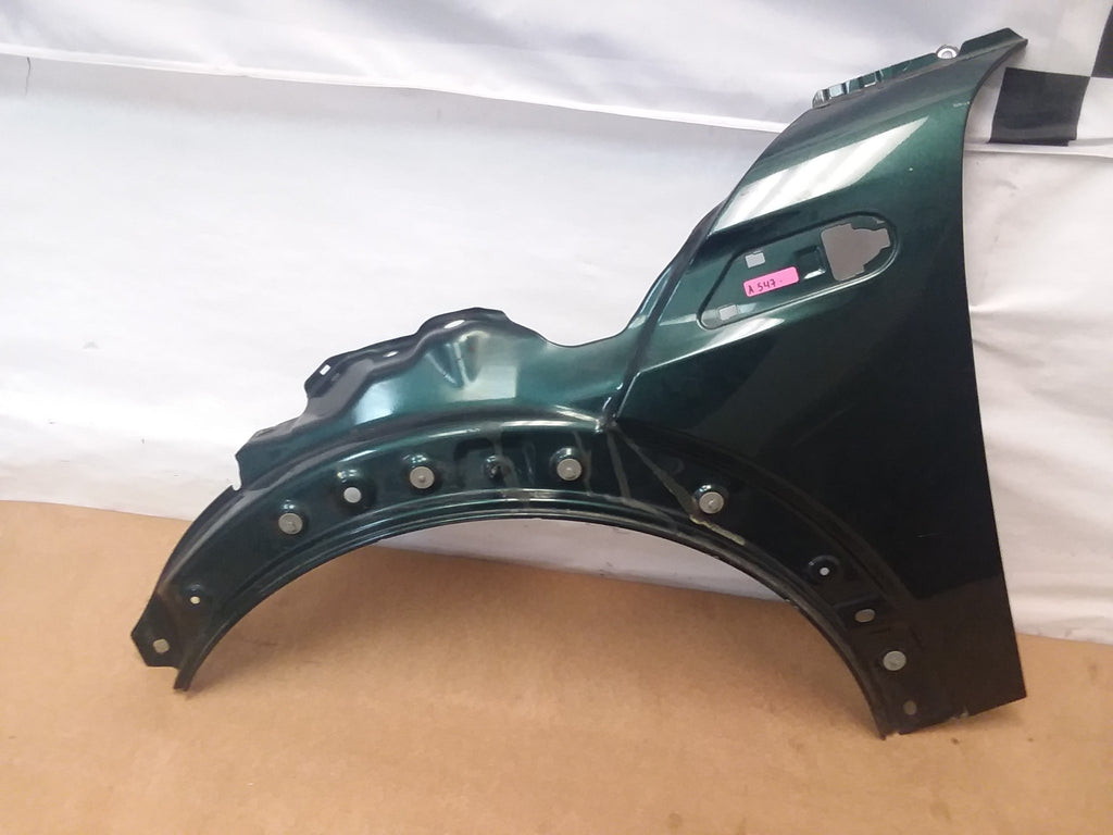 2007 - 2015 Mini Cooper S Passenger Left Fender Green 2754725 OEM